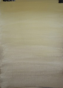 5 - Sand over Raw Umber