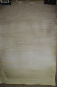 6 - Raw Umber over Sand
