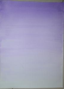 6th Wash in Violet