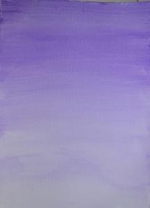 7th Wash in Violet