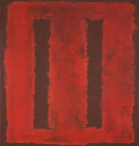 Mark Rothko untitled 1958
