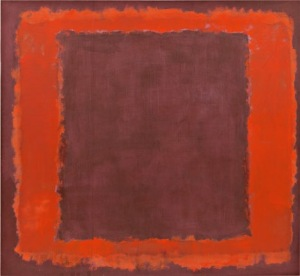 Mark Rothko untitled Mural for End Wall