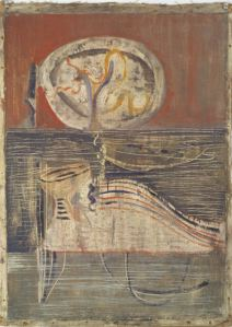 Mark Rothko - Untitled  oil on canvas 1945