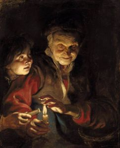 Peter Paul Rubens - Night Scene