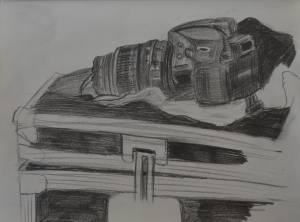 3 Third Sketch - Camera and Drone Remote Case