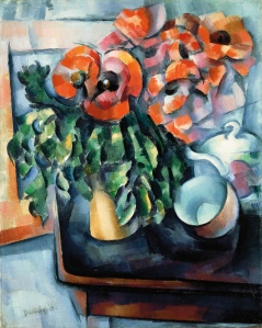 Paul Cezanne - Floral Still Life 1914
