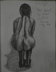 4 Drawing in Ballpoint Pen