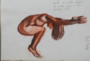 8th Tonal Study Life Drawing