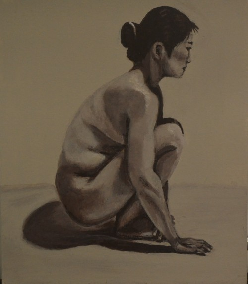 Tonal Study - Finished Painting