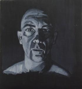 Second Attempt at Self Portrait