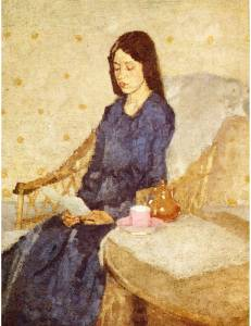 Gewn John - The Convalescent 1924