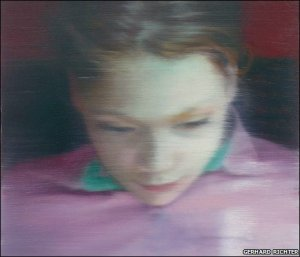 Ella by Gerhard Richter
