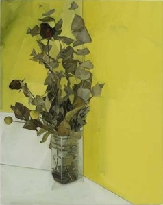 GILLIAN CARNEGIE Yellow Wall 2009