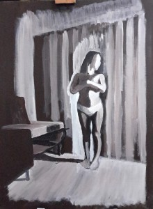 1 First Step - Underpainting