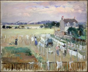 1875 Morisot Laundry