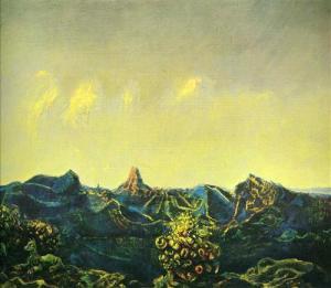 Max Ernst Antipodes of Landscape
